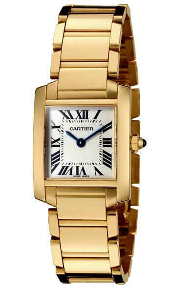 80485b55e1502 Cartier Tank Francaise Ladies Watch Model  W50002N2