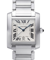 Cartier Tank Men's Watch Model W51002Q3