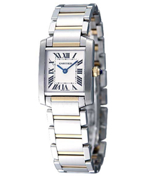 Cartier Tank Ladies Watch Model: W51007Q4