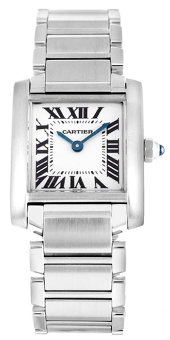 Cartier Tank Ladies Watch Model W51008Q3