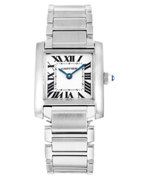 Cartier Tank Ladies Watch Model: W51008Q3
