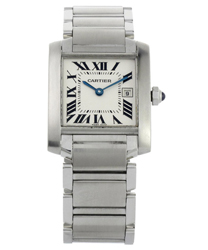 Cartier Tank Men's Watch Model W51011Q3