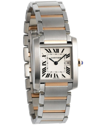Cartier Tank Ladies Watch Model: W51012Q4