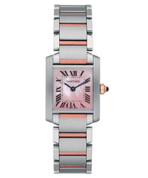 Cartier Tank Ladies Watch Model W51027Q4