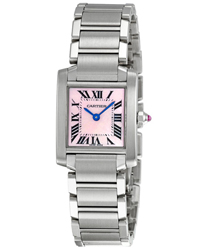 Cartier Tank Ladies Watch Model W51028Q3