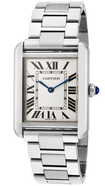 Cartier Tank Men's Watch Model W5200014