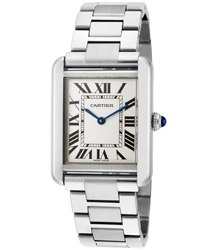 Cartier Tank Men's Watch Model: W5200014