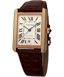 Cartier Tank Ladies Watch Model: W5200026