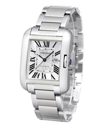 Cartier Tank Ladies Watch Model W5310009