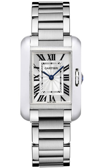 Cartier Tank Ladies Watch Model W5310022