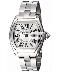 Cartier Roadster Ladies Watch Model W62016V3