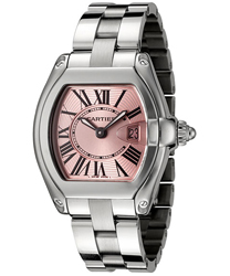 Cartier Roadster Ladies Watch Model W62017V3