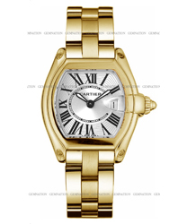 Cartier Roadster Ladies Watch Model W62018V1