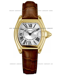 Cartier Roadster Ladies Watch Model W62018Y5