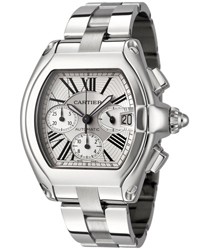 Cartier Roadster Men's Watch Model W62019X6