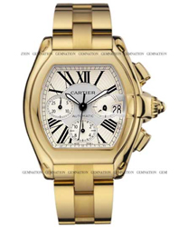 Cartier Roadster Men's Watch Model W62021Y2