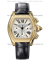 Cartier Roadster Mens Wristwatch