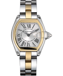 Cartier Roadster Ladies Watch Model W62026Y4