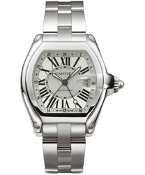 Cartier Roadster Men's Watch Model W62032X6