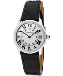 Cartier Ronde Louis Cartier Ladies Watch Model W6700155