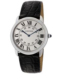 Cartier Ronde Men's Watch Model W6700255