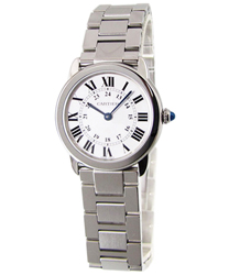 Cartier Ronde Louis Cartier Ladies Watch Model: W6701004