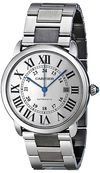 Cartier Ronde Men's Watch Model W6701011
