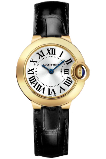 Cartier Ballon Bleu Ladies Watch Model W6900156