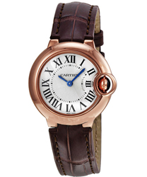 Cartier Ballon Bleu Ladies Watch Model W6900256