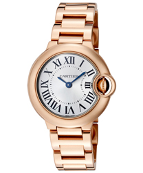 Cartier Ballon Bleu Ladies Watch Model W69002Z2