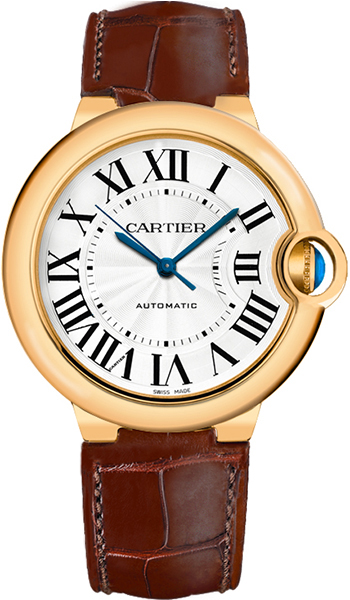 Cartier Ballon Bleu Unisex Watch Model W6900356
