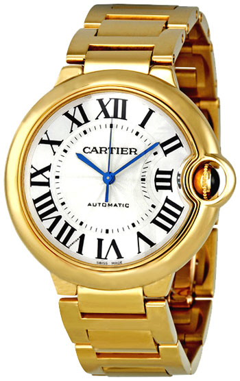 Cartier Ballon Bleu Unisex Watch Model W69003Z2