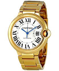 Cartier Ballon Bleu Unisex Wristwatch Model: W69003Z2