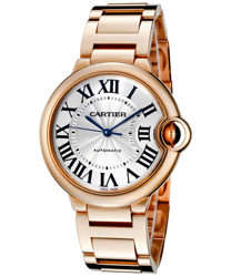 Cartier Ballon Bleu Unisex Wristwatch Model: W69004Z2