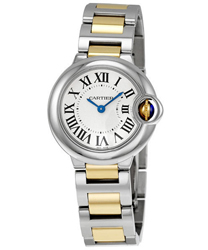 Cartier Ballon Bleu Ladies Watch Model W69007Z3