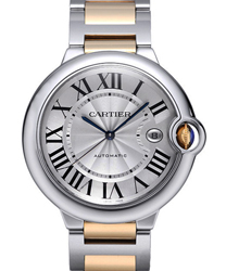 Cartier Ballon Bleu Men's Watch Model W69009Z3
