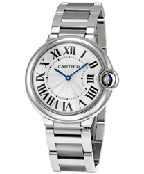 Cartier Ballon Bleu Unisex Watch Model W69011Z4