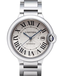Cartier Ballon Bleu Men's Watch Model W69012Z4