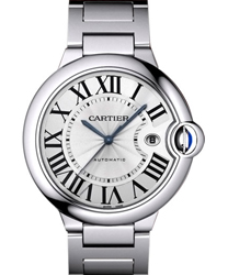 Cartier Ballon Bleu Men's Watch Model W69013Z2