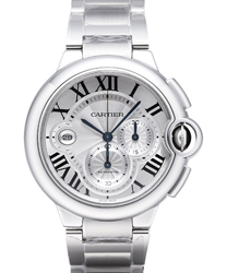 Cartier Ballon Bleu Men's Watch Model W6920002