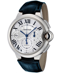 Cartier Ballon Bleu Men's Watch Model W6920005