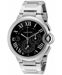 Cartier Ballon Bleu Men's Watch Model W6920025