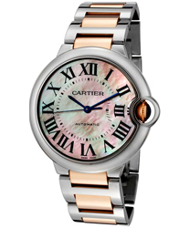Cartier Ballon Bleu Unisex Wristwatch Model: W6920033