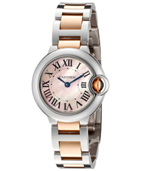 Cartier Ballon Bleu Ladies Watch Model W6920034