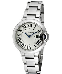 Cartier Ballon Bleu Ladies Watch Model W6920084