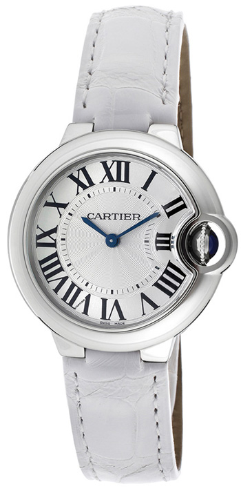 Cartier Ballon Bleu Ladies Watch Model W6920086