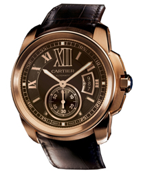 Cartier Calibre Men's Watch Model: W7100007