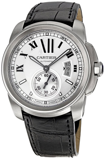 Cartier Calibre Men's Watch Model W7100037