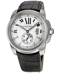 Cartier Calibre Men's Watch Model: W7100037