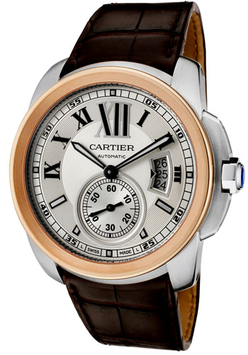 Cartier Calibre Men's Watch Model W7100039